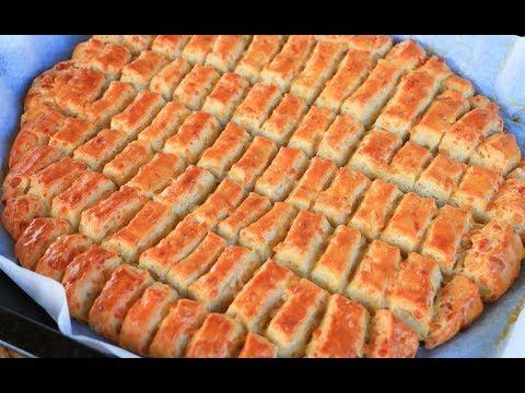 Brze štanglice sa dimljenim sirom – Bez kvasca – Pogačice