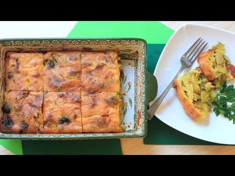 Zapečeni prokelj sa krompirom i kobasicom – Mnogo UKUSNO jelo :)