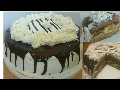 JAFFA torta – rođendanska torta – najjednostavniji recept