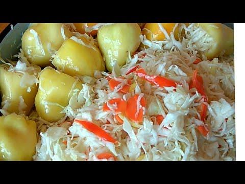 Šarena salata / miješana salata – Video recept