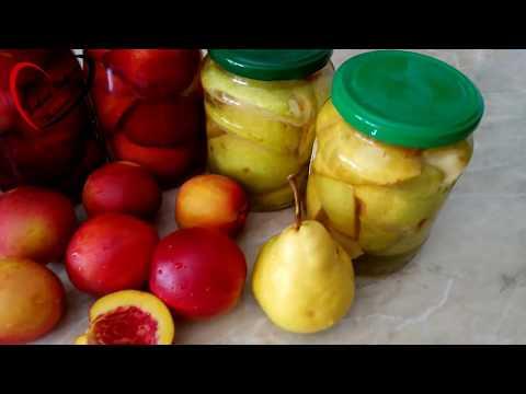 Bakina kuhinja –  kako ostaviti kompote za zimu
