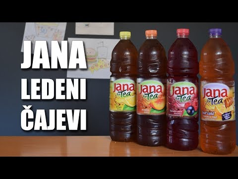 PROBALI SMO – JANA ICE TEA
