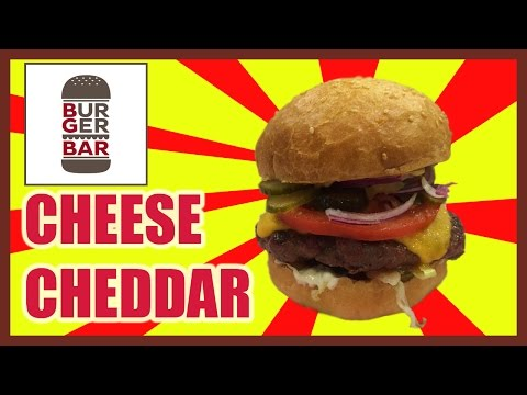 BG Burger Bar – Cheese Cheddar Burger