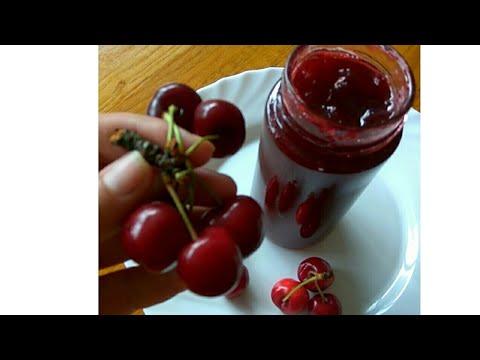 Džem od trešanja, Recept za zimu – najbolji