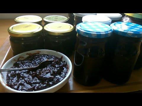 Pekmez od šljiva – Bosanski bestilj – Plum Jam, veoma ukusan i zdrav