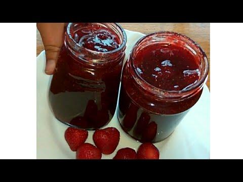 Pekmez od jagoda,mnogo dobar recept, gotov za 60 min