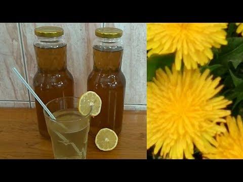 Domaći sok/sirup od maslačka–Recept