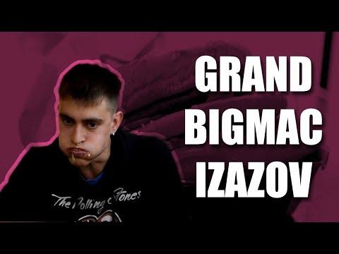 GRAND BIG MAC IZAZOV