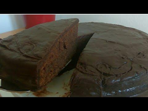 Čokoladna torta- Saher torta, jednostavna i ukusna