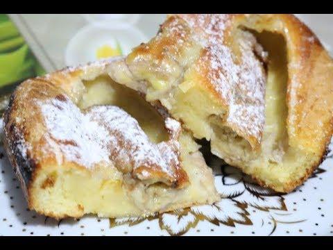 Bakina kuhinja – fantastična brza sočna palačinka sa bananama