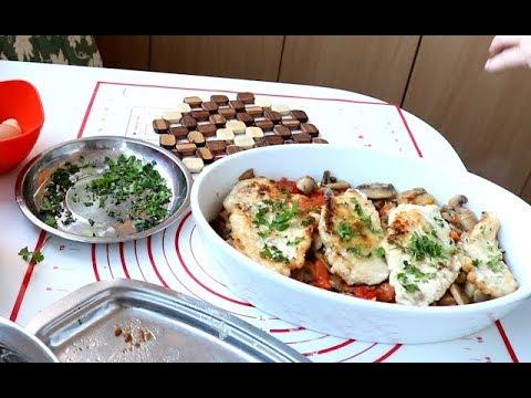 Bakina kuhinja – šampinjoni sa piletinom ovo morate probati