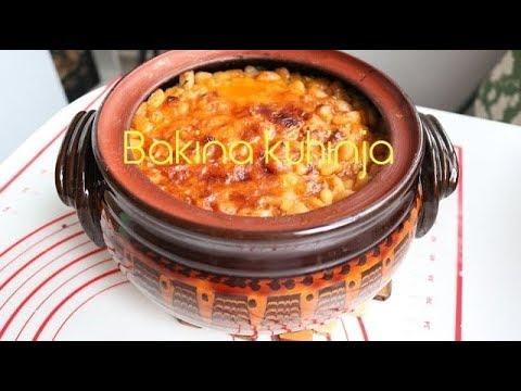 Bakina kuhinja – kako se kuva gust posan pasulj
