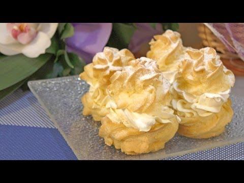 Princes krofne – Profiterole – Cream Puffs
