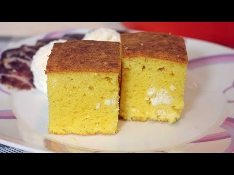 Proja sa sirom – Cornbread with cheese
