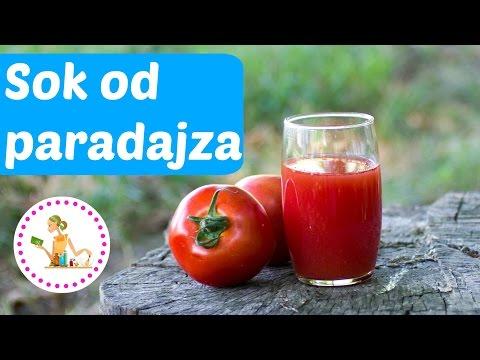 Sok od paradajza na 2 nacina bez konzervansa – Homemade tomato juice