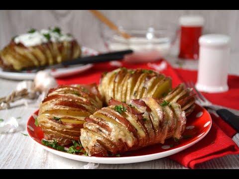Harmonika / Hasselback krompir
